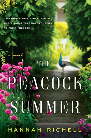 The Peacock Summer book image