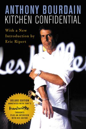 Kitchen Confidential Deluxe Edition book image