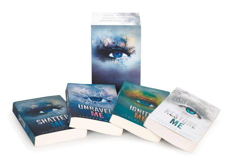 Shatter Me Series Paperback Box Set - Tahereh Mafi - Paperback