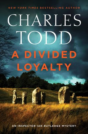 A Divided Loyalty book image