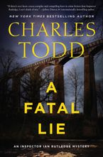 A Fatal Lie Hardcover  by Charles Todd