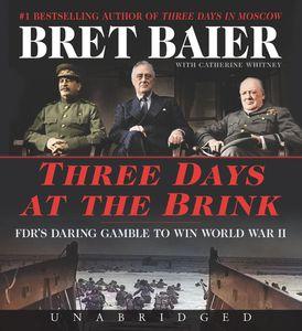 Three Days at the Brink CD