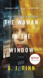 The Woman in the Window [Movie Tie-In] Paperback  by A. J. Finn
