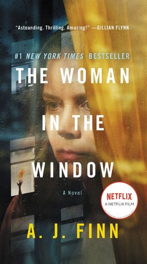 The Woman in the Window [Movie Tie-In] book image