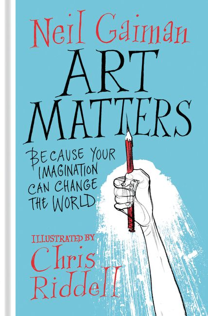 Image result for Art Matters by Neil Gaiman