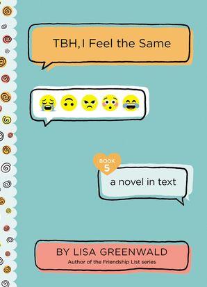 TBH #5: TBH, I Feel the Same (TBH 5)