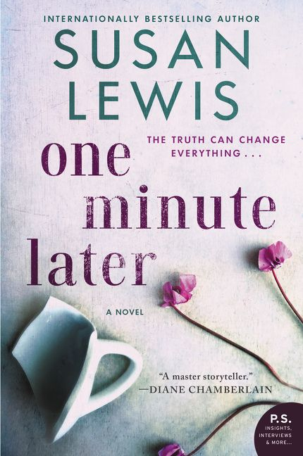 Susan Lewis One Minute Paperback Later LGUzVMSpq