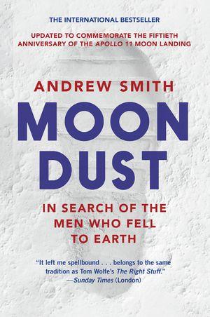 Moondust book image
