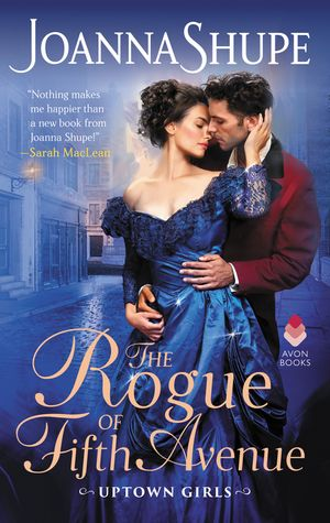 The Rogue of Fifth Avenue book image