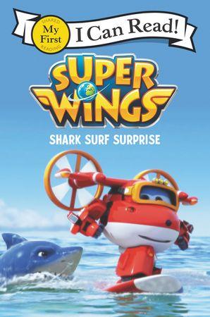 Super Wings: Shark Surf Surprise