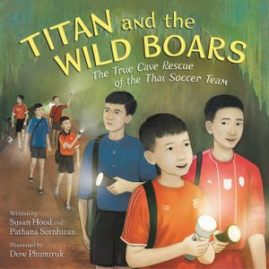 Titan and the Wild Boars book image