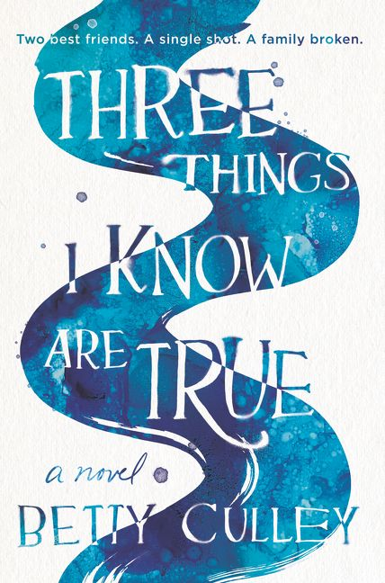 Celebrating National Poetry Month with Three Things I Know Are True by Betty Culley