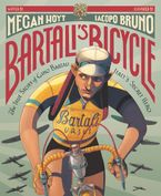 Bartali's Bicycle: The True Story of Gino Bartali, Italy's Secret Hero Hardcover  by Megan Hoyt