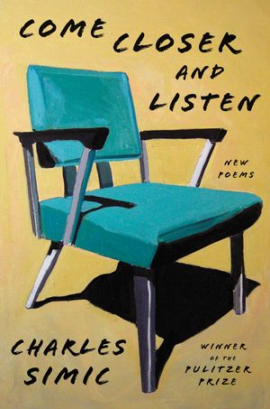 Come Closer and Listen book image