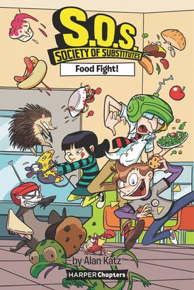 S.O.S.: Society of Substitutes #3: Food Fight!