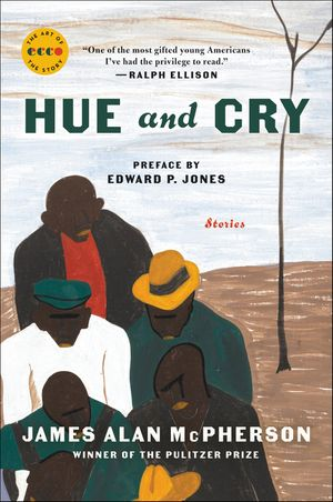 Hue and Cry book image