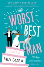 The Worst Best Man Paperback  by Mia Sosa