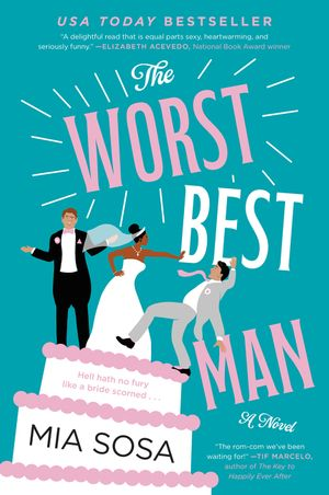 The Worst Best Man book image