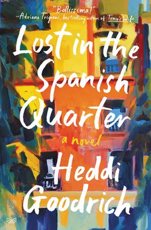 Lost in the Spanish Quarter book image
