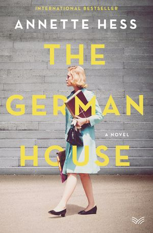 The German House book image
