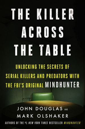 The Killer Across the Table book image
