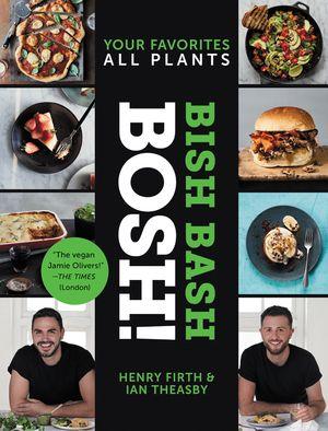 Bish Bash Bosh! book image