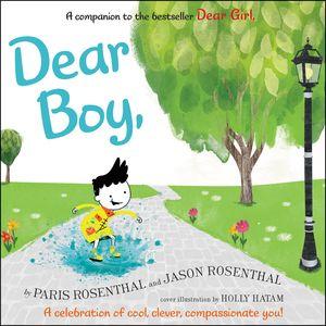 Dear Boy book image