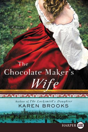 The Chocolate Maker's Wife book image
