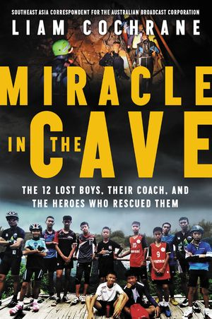 Miracle in the Cave book image