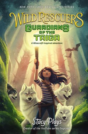 Wild Rescuers: Guardians of the Taiga book image