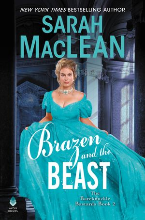 Brazen and the Beast book image
