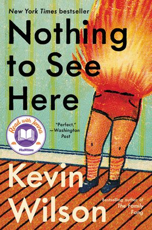 Nothing to See Here book image