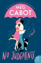 No Judgments Hardcover  by Meg Cabot