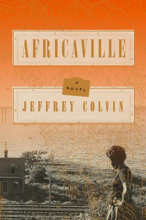 Africaville book image