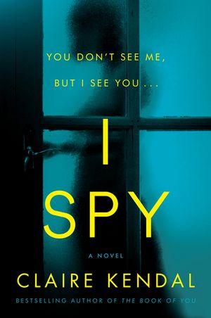 I Spy book image