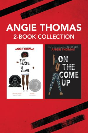Angie Thomas 2-Book Collection book image