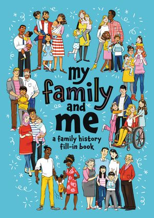 My Family and Me book image