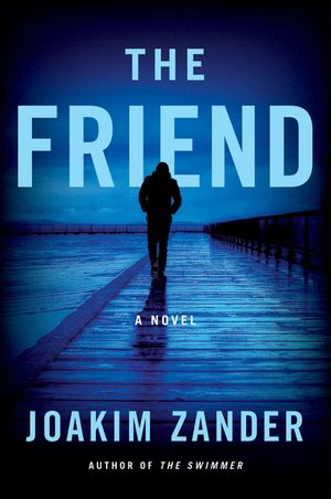 The Friend book image