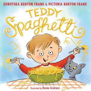 Teddy Spaghetti book image