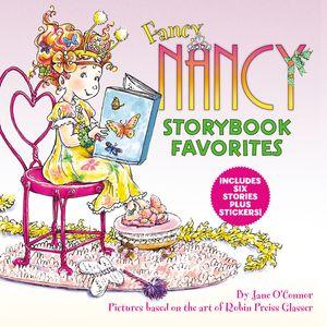Fancy Nancy Storybook Favorites book image