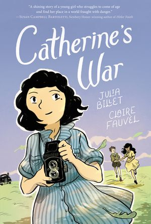 Catherine's War book image