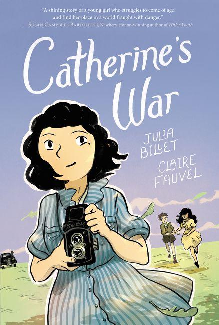 Catherine's War - Julia Billet - Hardcover