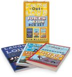 Laugh-Out-Loud Jokes for Kids 3-Book Box Set Paperback  by Rob Elliott