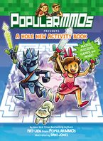 PopularMMOs Presents A Hole New Activity Book Paperback  by PopularMMOs