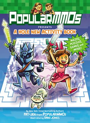 PopularMMOs Presents A Hole New Activity Book book image
