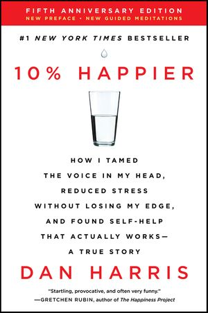 10% Happier Revised Edition book image