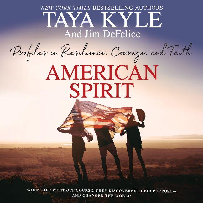 American Spirit - Taya Kyle - Digital Audiobook