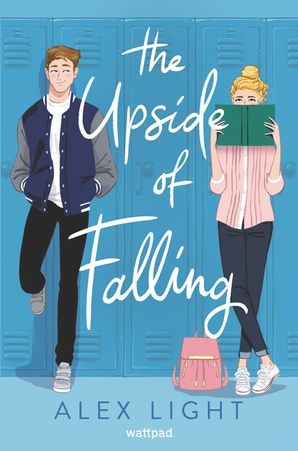 The Upside of Falling Hardcover  by