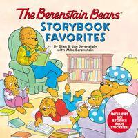 the-berenstain-bears-storybook-favorites