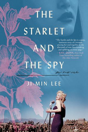 The Starlet and the Spy book image